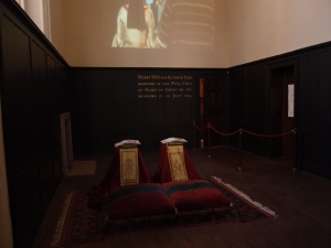 where Henry VIII married Catherine Parr, his sixth and final wife