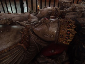 tomb of King Henry VI and his wife, Joan of Navarre