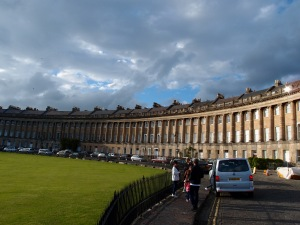 part of The Royal Crescent