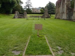 King Arthur's grave