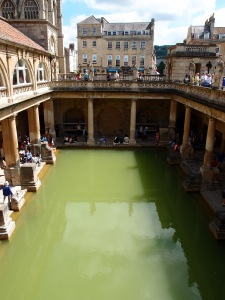 Roman bath complex
