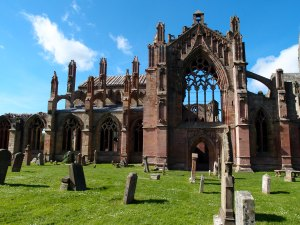 transept entrance