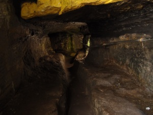 part of the 16th century mines