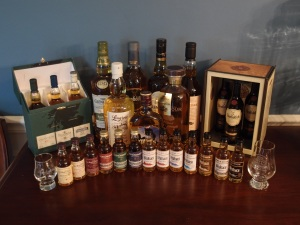 Buy ALL THE WHISKEYS!